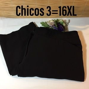 Chicos trousers 3=16XL